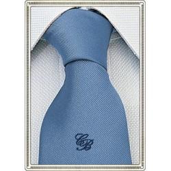 Cravatta azzurra...