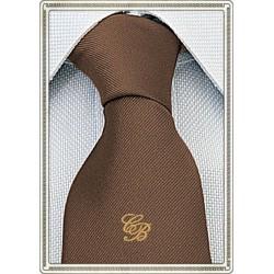 Cravatta Marrone...