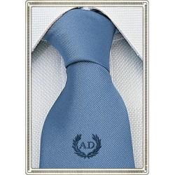 Cravatta Azzurra con stemma...