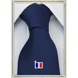 Cravatta con bandiera...